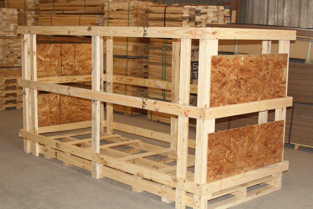 Custom Crates Conner Industries