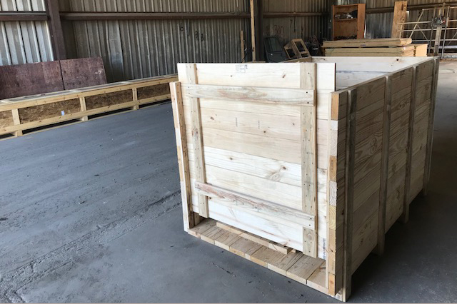 Tennessee crates