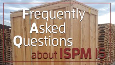 ISPM15 Stamp FAQ