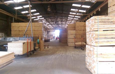 Conroe manufacturing facility