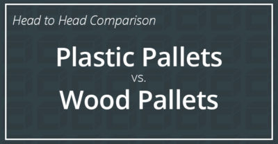 Plastic vs Wood Pallets