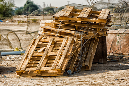 Buy New Pallets or Recycled Pallets?