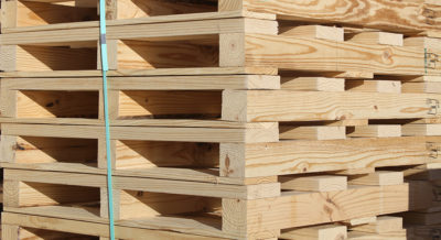 Why buy new pallets instead of recycled pallets?