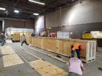 custom crate heavy industrial