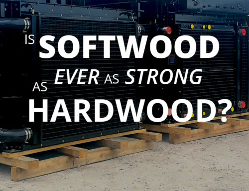 Is Softwood Ever As Strong As Hardwood for Wood Packaging?