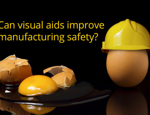 Do Visual Aids Help Improve Manufacturing Safety?