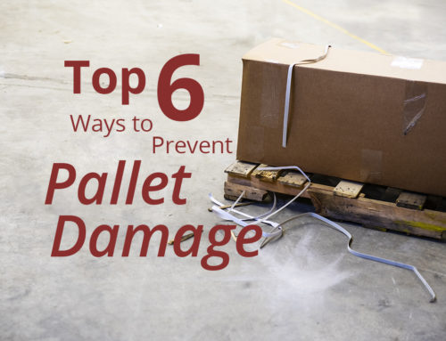 Top 6 Ways to Prevent Pallet Damage