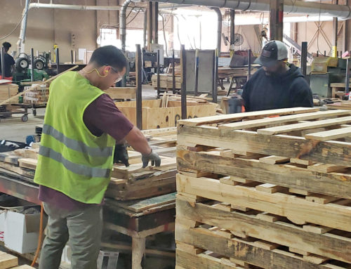 How Are Pallets Made?