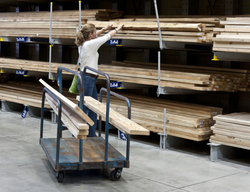 Lumber Prices Soar Due to Unexpected DIY Demand