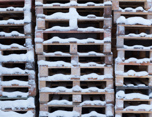 How to Protect Your Wood Packaging From Winter Weather