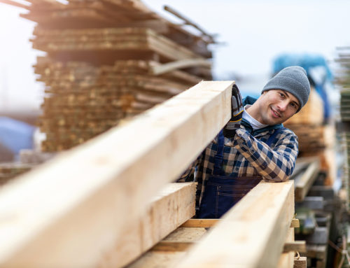 Wood Grades:  What is Industrial Grade Southern Yellow Pine?