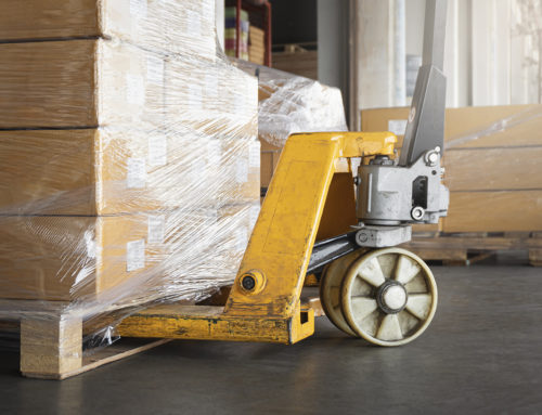 2-Way vs 4-Way Pallets:  What's the Difference?